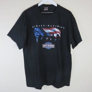 Harley-Davidson Route 66 Motorcycle T Shirt